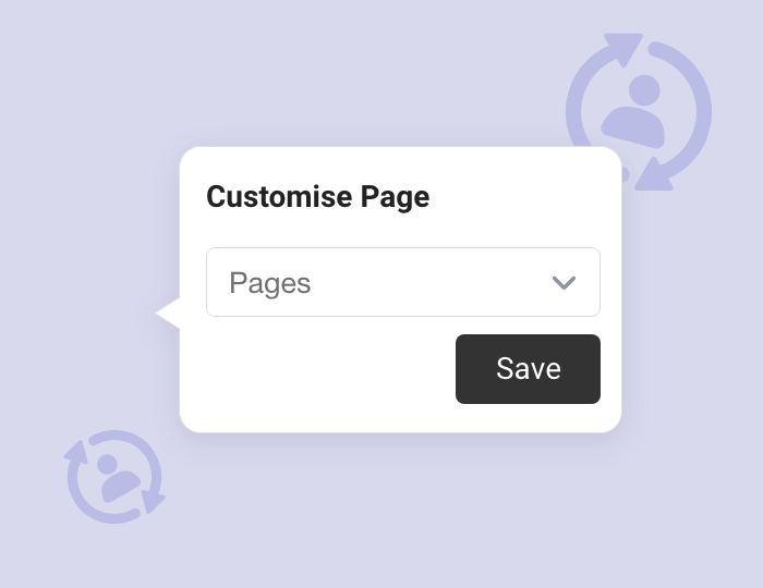 Automate Your Marketing - Personalize Page Action