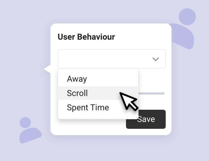 User Behavior Condition