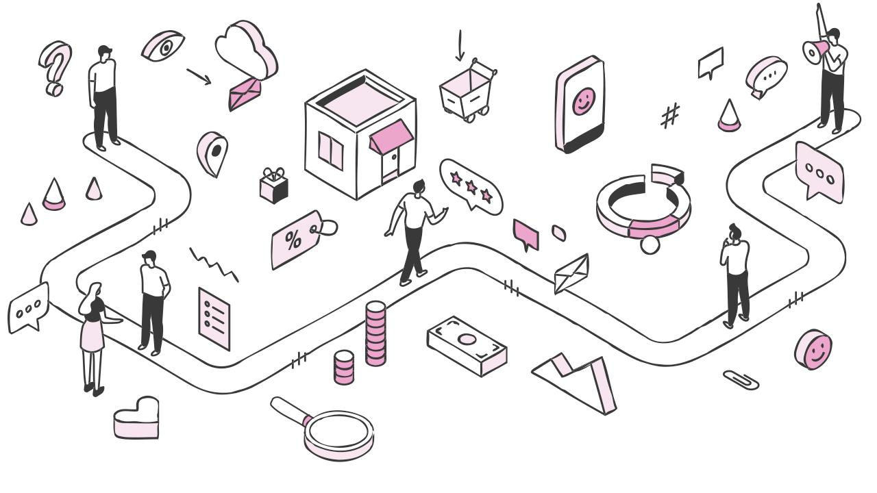 Odise Customer Journey - hero Image