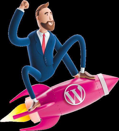 Personalized Marketing Automation for WordPress -Hero Image