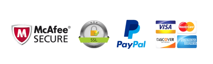 loyal WooCommerce user base - trust badges