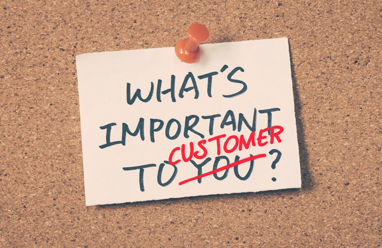 following up with customers - customer-importance