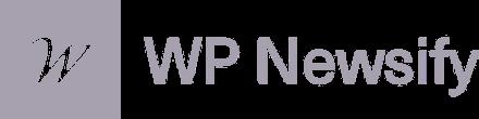 WPNewsify Logo - Growmatik
